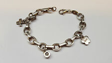 Esprit  925 Bettelarmband Silber 19 cm Armband Silberarmband