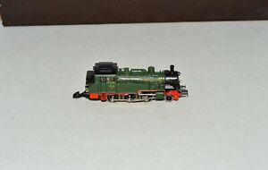 Z Scale Marklin 8801 2-6-0 BR 96 Belgian Railways SNCB Steam Tank Locomotive