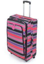 Maletas y equipaje multicolor con 4 ruedas