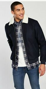 Jack & Jones Originals Sherpa Collar Freddy Jacket