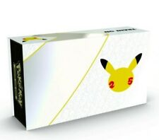 More details for pokemon 25th celebrations ultra premium collection brand new released fri 22nd