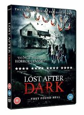 Lost After Dark - DVD NEW & SEALED - Horror