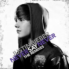 Justin Bieber - Never Say Never The Remixes CD (nuovo/sigillato)