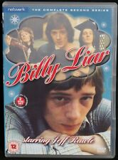 BILLY LIAR DVD Region 2 Complete Second Series 2 - Dog Rescue Charity