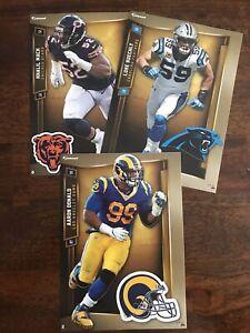 Defense Lot 2019 NFL Fathead Tradeable Rogers,Brady,Big Ben,Luck,Matt Ryan