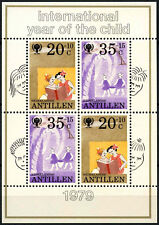 Netherlands Antilles 1979 SG#MS709 Year Of The Child MNH M/S #D55134