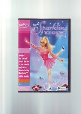 BARBIE : SPARKLING ICE SHOW - GIRLS PC GAME - FAST POST- ORIGINAL & COMPLETE VGC