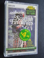 AN HOUR OF SCOTTISH FAVOURITES CASSETTE