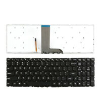 Keyboard for Lenovo YOGA 500-15IBD 500-15IHW BLACK(Backlit,Without FRAME)US
