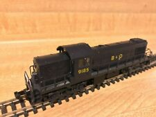 N Guage locomotive by Kato,