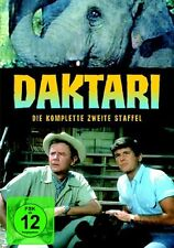 Daktari - The Complete Second Season (7 Discs) (1966) * Region 2 (UK) DVD * New