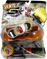 Gx Racers Skate SK8 Bench Starter Set with Eye Deck Plate Stunt Gyro 2009 NEW