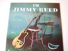 "Jimmy Reed Vinyl LP ""I´m Jimmy Reed"" NEW -OVP 1957 / 2002"