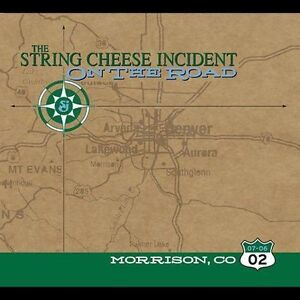 STRING CHEESE INCIDENT Red Rocks 3 CD Live 7-6-2002 Morrison, Colorado Sealed