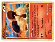 Pokemon Card French New Rampage Rare N°25/95 Torkoal
