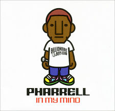 Pharrell Williams IN MY MIND (Retail Promo CD, Album) Clean / Edited (2006)