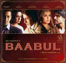 Baabul - Amitabh Bachchan, Salman Khan, Rani Mukherji Hindi bollywood movie dvd