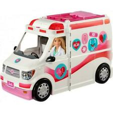 Barbie Care Clinic Ambulance Toy Frm190 2020 New, Matel