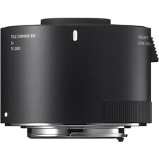 Sigma TC-2001 2x Tele Converter - Canon Fit