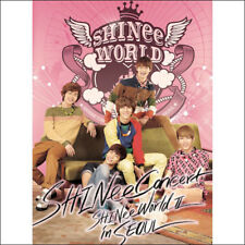 Shinee - Shinee The 2nd Concert : Shinee World II In Seoul  (Digipack) New K-Pop