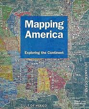 Mapping America: Exploring the Continent - Brand NEW and Sealed