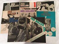 Vintage Der Roller Scholastic Magazines, Lot of 8, 1969
