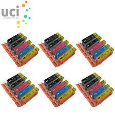 30 Ink Cartridges For Canon MP560 MP620 MP630 MP640 MP980 MP990 MX860 MX870