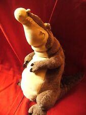 """Disney Land Paris Soft Plush Louis le Crocodile Alligator Toy 16"""" environ"""