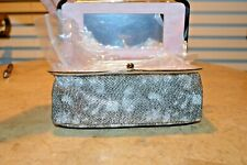 Pure Pep 30% concentrate Large & Black Makeup Bag from Serious Skincare W/Mirror