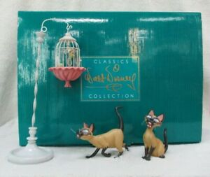 SI AND AM WALT DISNEY CLASSIC COLLECTION WDCC ORNAMENT COLLECTIBLE STATUE