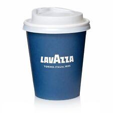 Lavazza Coffee to go Becher mit Deckel 0,2l Pappbecher 50 Kaffeebecher + Deckel