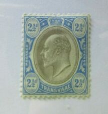 c1905  Transvaal Province of South Africa SC #255  MH stamp