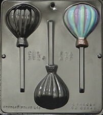 Air Balloons Lollipop Chocolate Candy Mold  3324 NEW