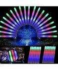 100-200pc Glow LED 18 Foam Flashing Light Stick-Party Concert Wedding - USA