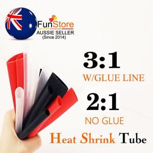 3:1 2:1 Marine Grade Heat Shrink Tube Heatshrink Tubing Cable Insulation Sleeve