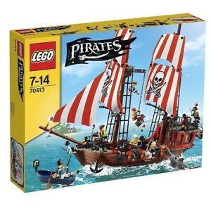 Lego Pirates - 70413 – Le bateau pirate  - Neuf Scellé