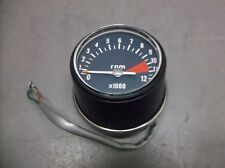 NOS 12000 RPM Tachometer for 1960/1970's Honda Motorcycle
