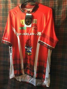 Scottish Scotland Endura Clan Jersey By Endura MTB Road