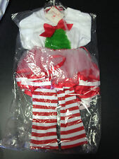 Mud Pie Christmas Holiday Tutu Set NEW 12-18 mnths