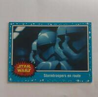 Star Wars Disney Store Promo Stormtroppers En Route Card 83 Topps