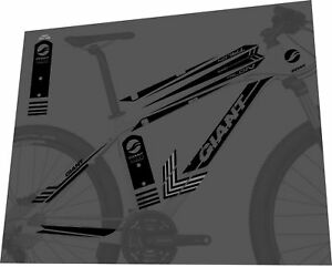 GIANT Talon 27.5 2015 Sticker / Decal Set