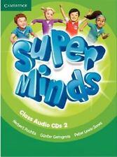 Super Minds Level 2 Class Audio CDs (3), Lewis-Jones, Peter, Gerngross, Günter,