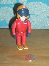 Fireman Sam Tom Thomas Pilot Action Figure, 3.5 Inches, See Others & Combine