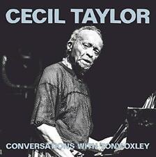 Cecil Taylor - Conversations With Tony Oxley (NEW CD)