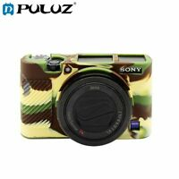 PULUZ Protective Case Soft Silicone Cover Case For Sony RX100 III/IV/V