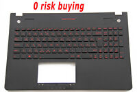 For Asus G56 G56JK G56JR 90NB03Z3-R31HU0 Keyboard Hungarian HU Backlit Top case