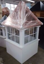 42'' vinyl window Cupola/Beautiful and high quality ships fast