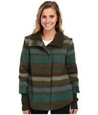 Prana womens Lily jacket cargo green coat, Size S, $169. NWT.