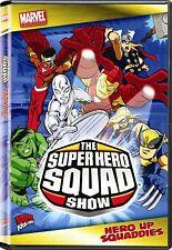 NEW DVD // SUPER HERO SQUAD - HERO UP SQUADDIES !!!