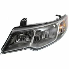 For Forte Koup 10-12, Driver Side Headlight, Clear Lens